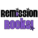 Copy of Remission Rocks Hodgkin's Lymphoma T-Shirt