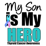 Son Thyroid Cancer Hero T-Shirts & Gifts