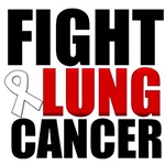 Fight Lung Cancer T-Shirts, Apparel & Gifts