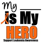 Leukemia Hero T-Shirts, Apparel & Gifts
