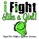 I Fight Like a Girl Non-Hodgkin's T-Shirts & Gifts