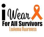 I Wear Orange For All Survivors T-Shirts & Gifts