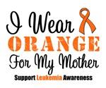 I Wear Orange For My Mother Grunge Shirts