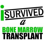 I Survived a Bone Marrow Transplant Shirts & Tees