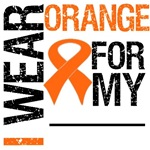 I Wear Orange Ribbon Shirts, Gear & Gifts