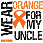 I Wear Orange For My Uncle Shirts & Gifts