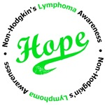 Non-Hodgkin's Lymphoma Sporty Hope Shirts & Gifts