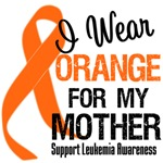 I Wear Orange For My Mother Shirts &amp; Gifts