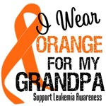 I Wear Orange For My Grandpa T-Shirts &amp; Gifts
