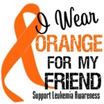 I Wear Orange For My Friend T-Shirts &amp; Gifts