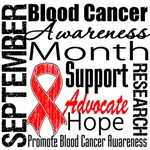 Blood Cancer Awareness Month Tribute Shirts & Gift