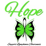 Hope Butterfly Lymphoma