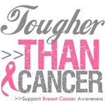 Tougher Than Cancer - Breast Cancer Shirts