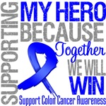 Support Hero Colon Cancer
