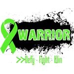 Lymphoma Warrior Grunge