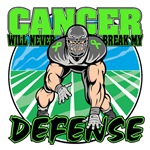 Break Defense Lymphoma