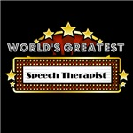 World's Greatest Speech Therapist