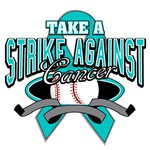 Take a Strike Against Ovarian Cancer Shirts
