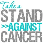 Take a Stand Ovarian Cancer Shirts