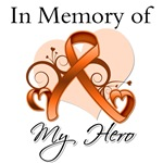 In Memory Hero Leukemia Shirts and Gifts