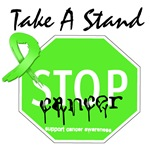 Take a Stand Against Lymphoma Cancer Shirts