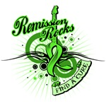 Remission Rocks Lymphoma Shirts