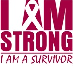 I am Strong Multiple Myeloma Shirts