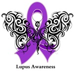 Lupus Tribal Butterfly Shirts