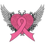 Cool Wings Breast Cancer Shirts