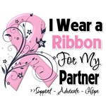 Partner Pink Ribbon Breast Cancer Shirts