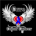 Cure Colon Cancer Shirts