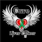 Cure Liver Cancer Shirts and Gifts