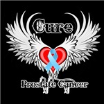 Cure Prostate Cancer Shirts and Gifts