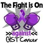 The Fight is On GIST Cancer Shirts