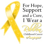 Childhood Cancer For Hope Support and Cure Shirts