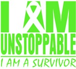 Unstoppable Non-Hodgkins Lymphoma Shirts and Gifts