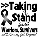 Taking a Stand Melanoma Shirts