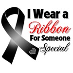 Ribbon Someone Special Melanoma Shirts