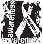Retinoblastoma Awareness Grunge Ribbon Shirts
