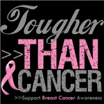 Tougher Than Cancer Shirts For Breast Cancer