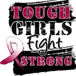 Head Neck Cancer Tough Girls Fight Strong Shirts