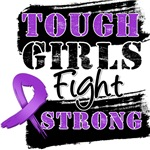GIST Cancer Tough Girls Fight Strong Shirts