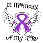 Alzheimers Disease In Memory of My Hero Shirts