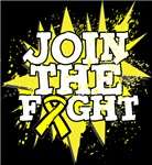 Join The Fight Testicular Cancer Shirts