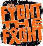 Fight The Fight Leukemia Shirts