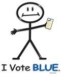 Vote-Democrat