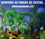 BIENVENUE AU PARADIS DU COCKTAIL .