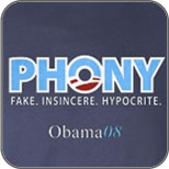 Phony Obama