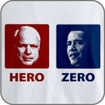 Hero or Zero, the Choice is Clear