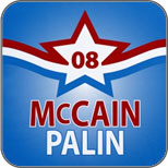 McCain Palin Star